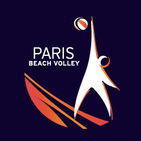 ©brandise_Logo_ParisBeachVolley